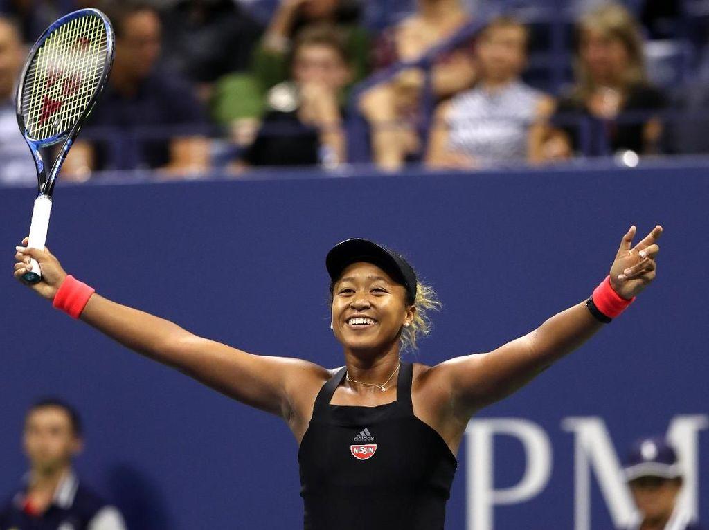 Naomi Osaka, Petenis Putri Jepang Pertama di Final Grand Slam
