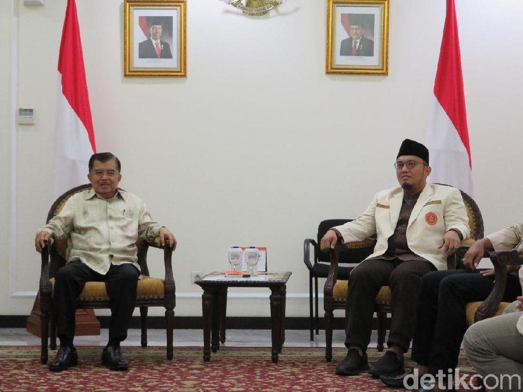 PP Pemuda Muhammadiyah Undang JK ke Muktamar di Yogyakarta