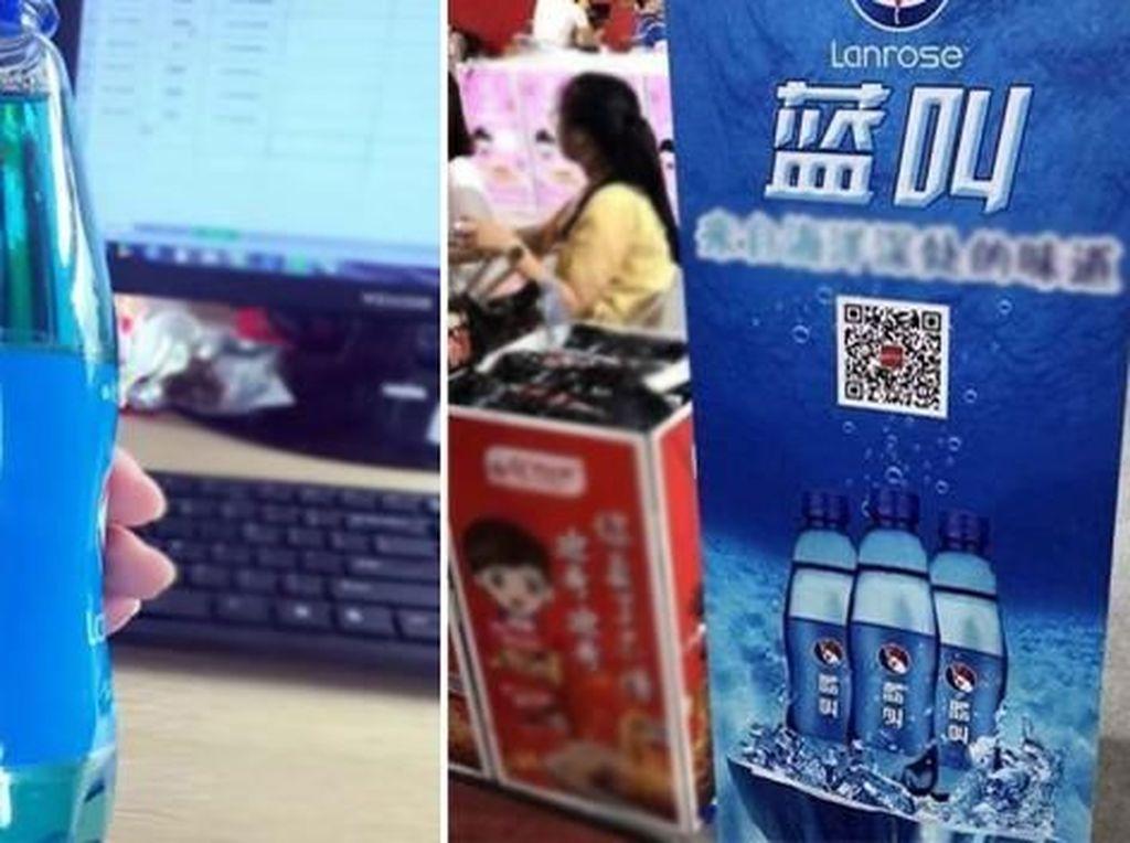 Duh, Nama Minuman Bersoda Ini Bikin Heboh Warga China