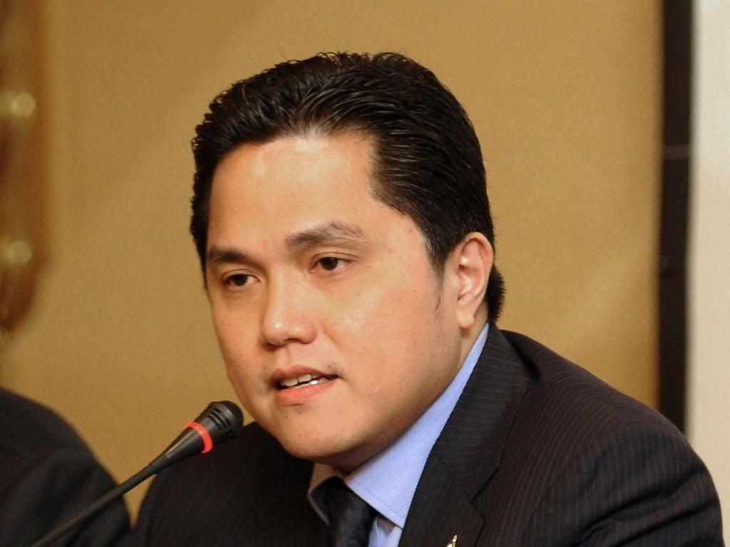 Diperdagangkan Lagi, Saham Perusahaan Erick Thohir Melesat 27%
