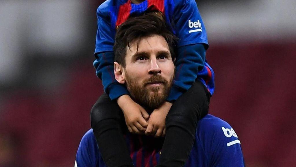 18 Momen Terbaik dari 18 Tahun Lionel Messi di Barcelona