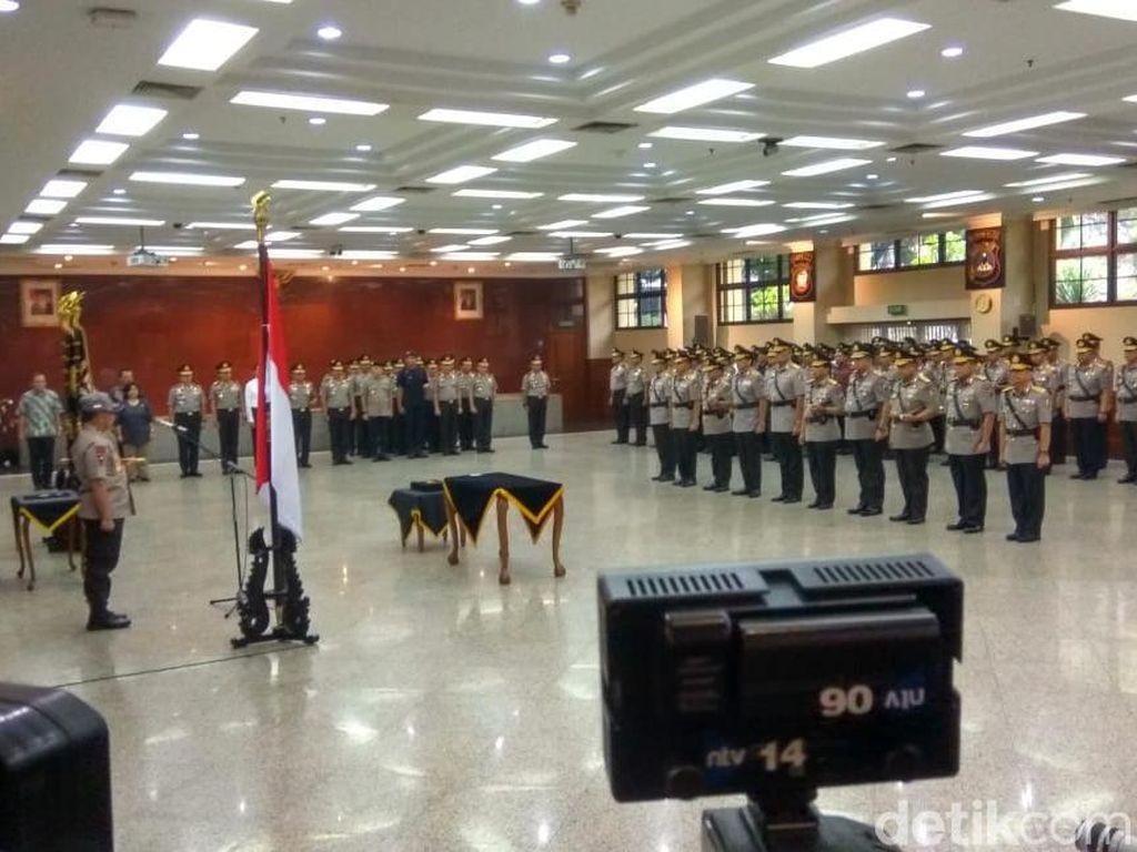 23 Pati Naik Pangkat, Arief Sulistyanto Sandang Komjen