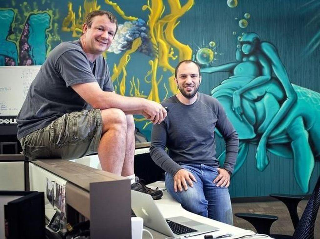 Dua Sekawan di Balik Lahirnya Google, Apple, dkk