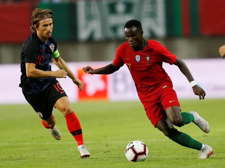 Hasil Uji Coba: Portugal vs Kroasia Imbang 1-1