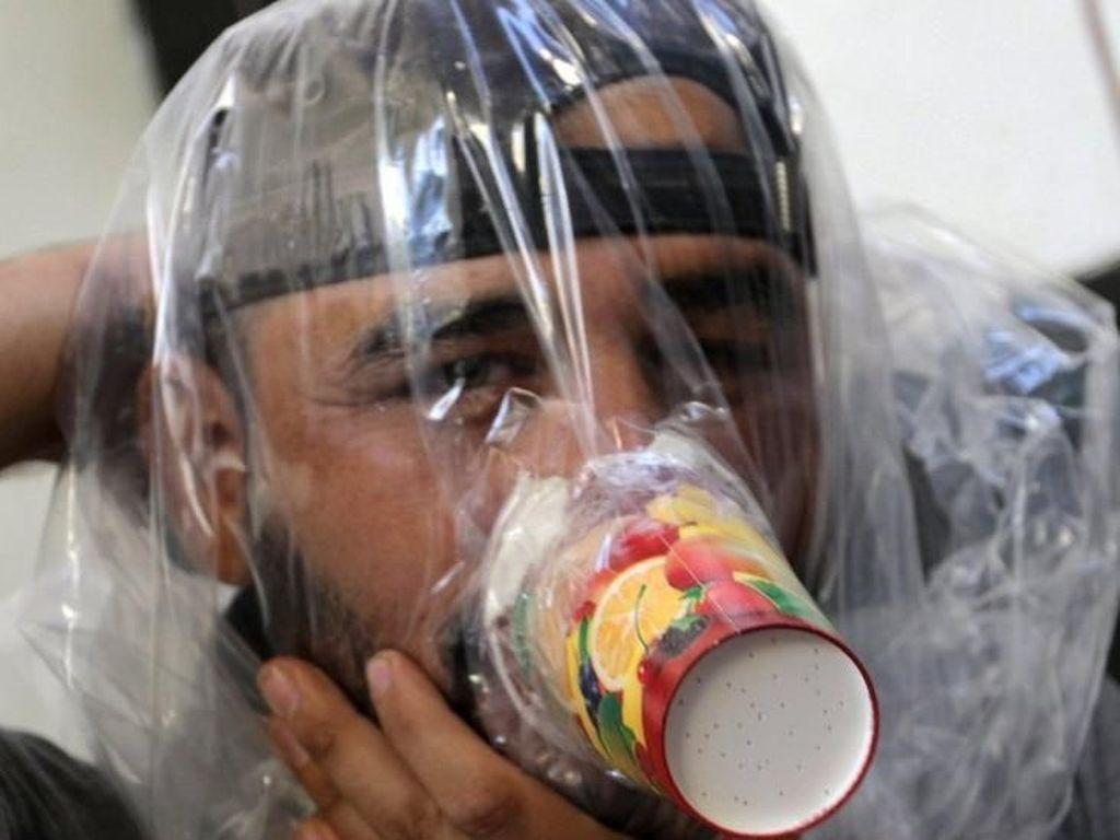 AS Klaim Punya Banyak Bukti Suriah Bersiap Pakai Senjata Kimia