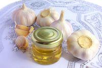 Ilustrasi bawang putih