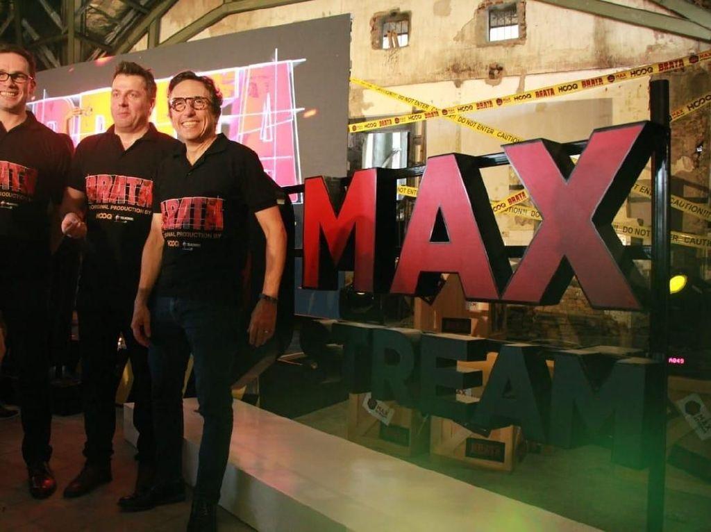 Hooq dan MAXstream Hadirkan Drama Kejahatan Epik Brata