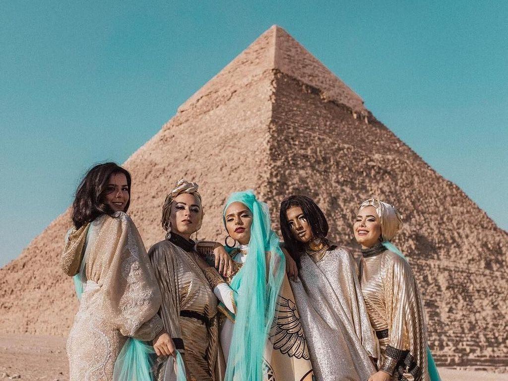 Kenalan dengan 8 Selebgram Arab Cantik, Pesonanya Bikin Meleleh