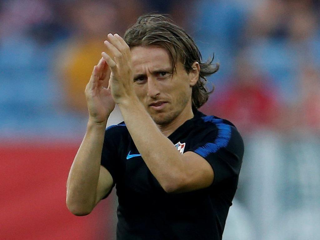 Penghargaan Pemain Terbaik FIFA Bukan Obsesi Modric