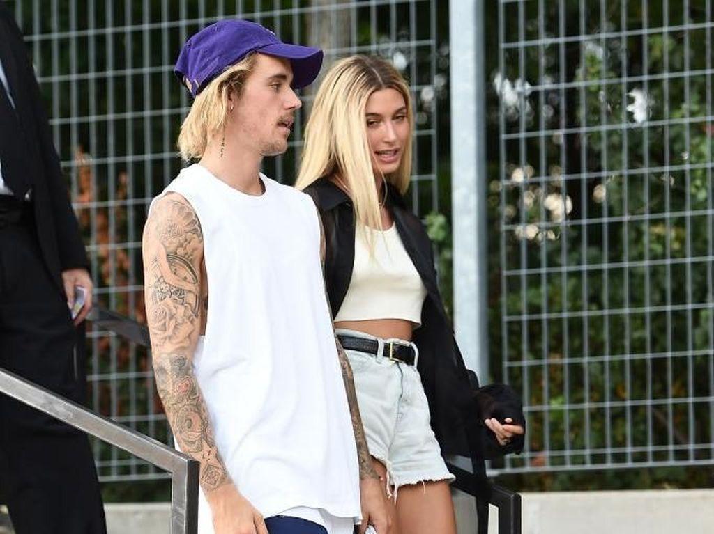 Kecup Mesra Hailey Baldwin, Justin Bieber Ungkap Panggilan Sayang