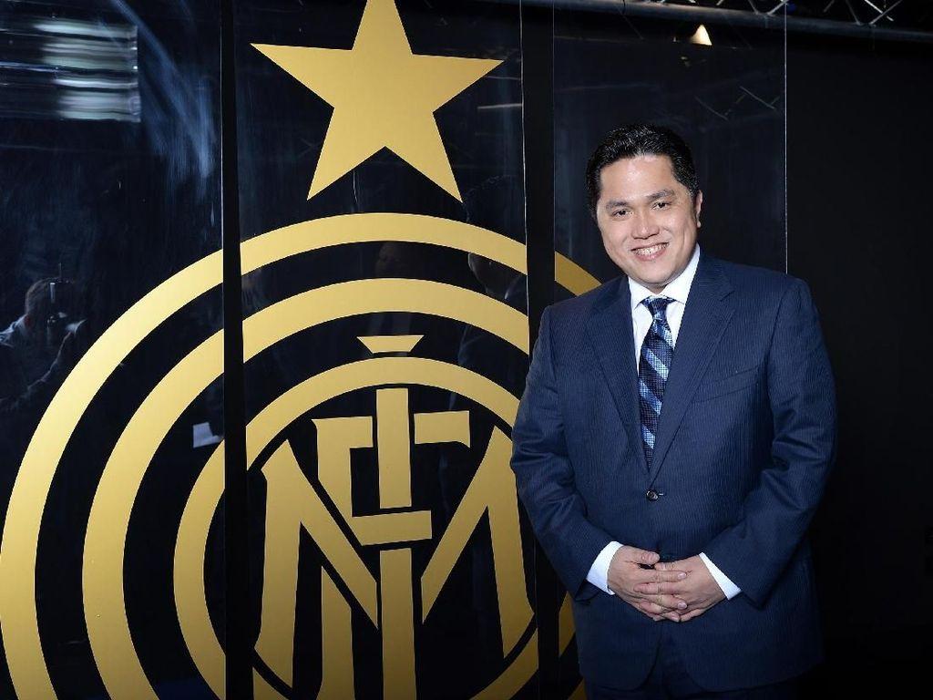 Persib Sampai Inter Milan, Ini 6 Klub yang Pernah dan Masih Dipunya Erick Thohir