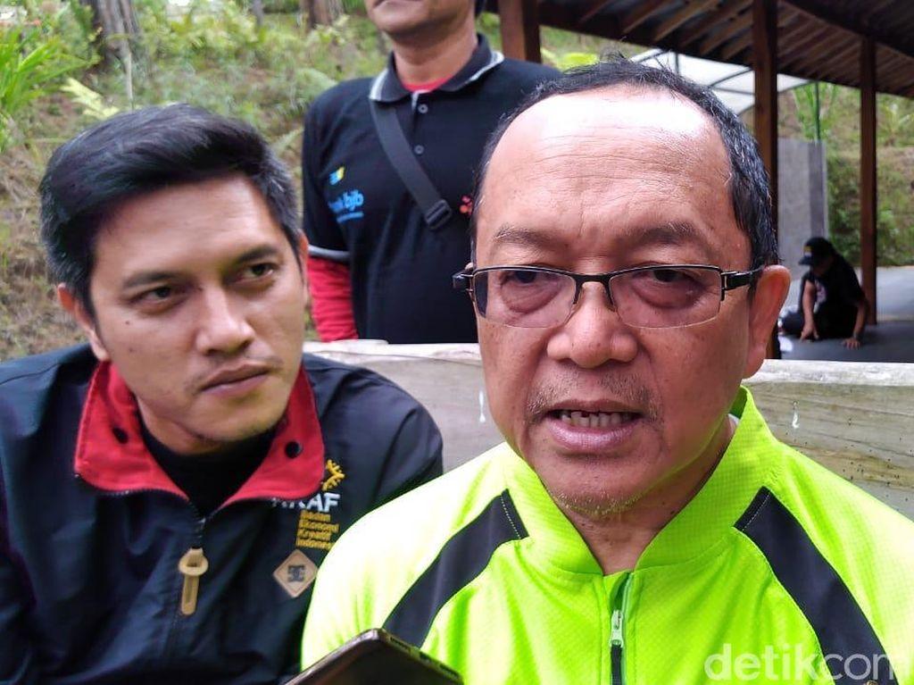 Pj Bupati Bandung Barat Ancam Segel Bangunan tak Berizin di KBU