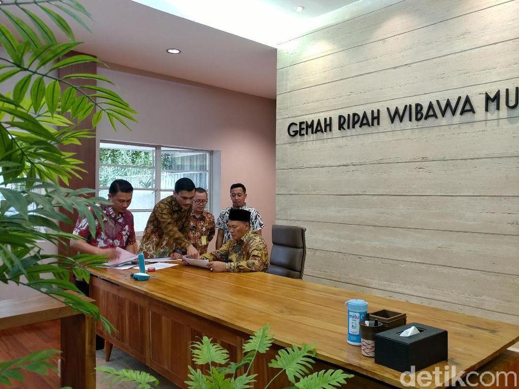 Tempati Ruang Wali Kota, Oded Ubah Kamar Ridwan Kamil Jadi Musala