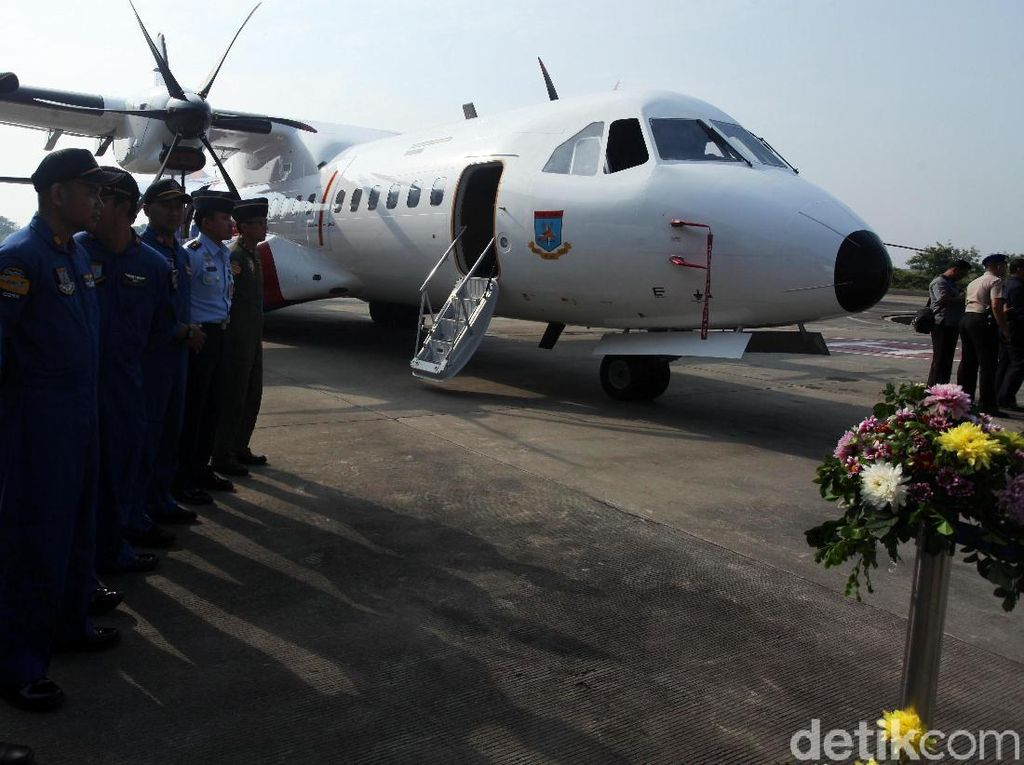 Video: Ini CN295, Pesawat Baru Polri Buatan Anak Negeri