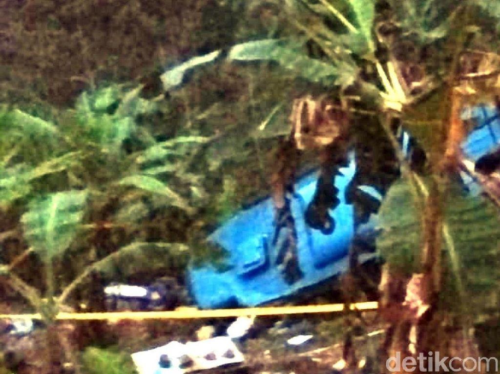 Korban Tewas Bus Maut di Cikidang Sukabumi Total 21 Orang