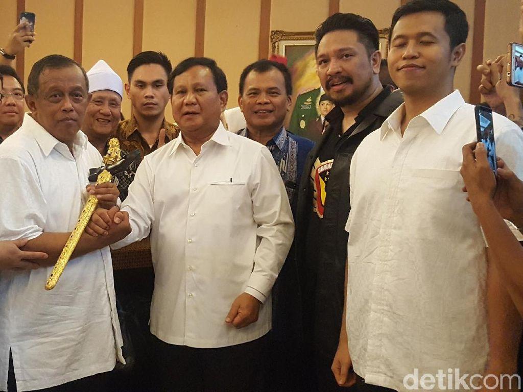 Survei Internal Dekati Jokowi, Tim Prabowo Kerja 2 Kali Lipat