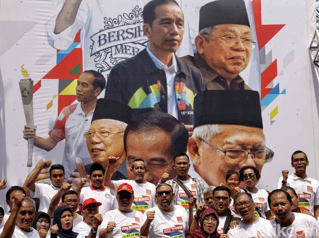 Tim Kampanye Nasional Jokowi-Amin Gelar Rakernas di Surabaya Besok