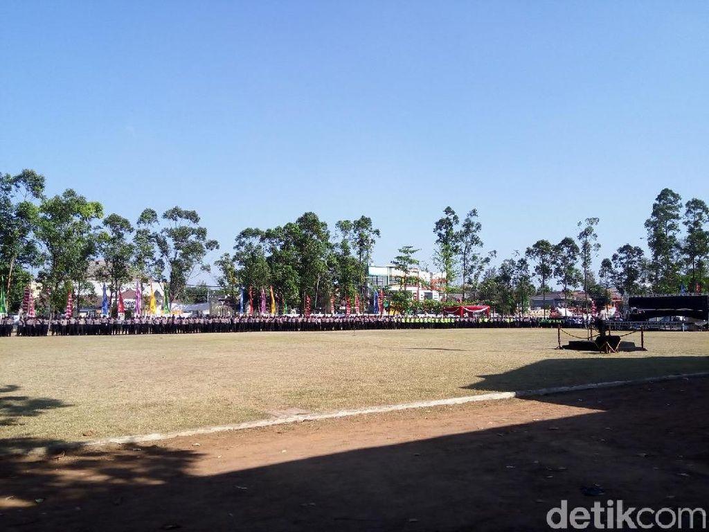 2.500 TNI-Polri Amankan Acara Haornas di Solo