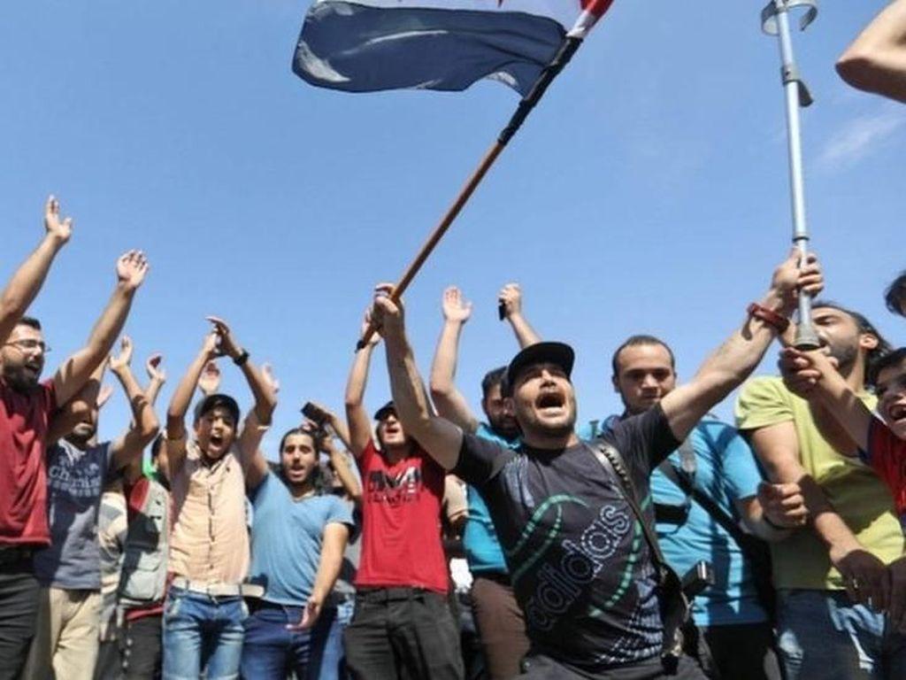 Pasukan Suriah Siap Serang Idlib, Pertumpahan Darah Bisa Terjadi