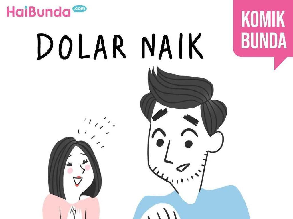 Dolar Naik