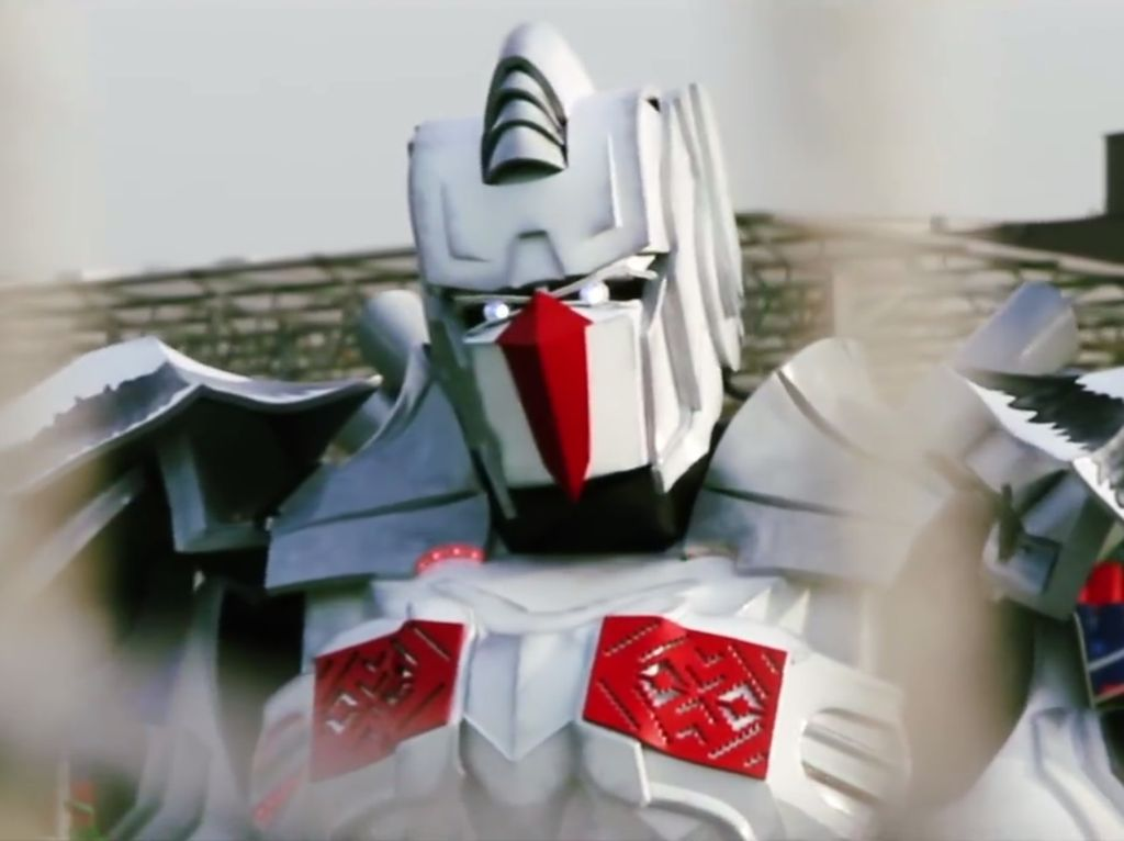 Maskot Baru Timnas Belarusia: Robot Berpedang ala Transformers