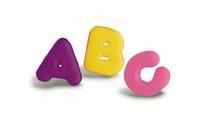 Si kecil juga bisa sekaligus belajar alfabet saat bermain. (Foto: dok. Play-Doh)