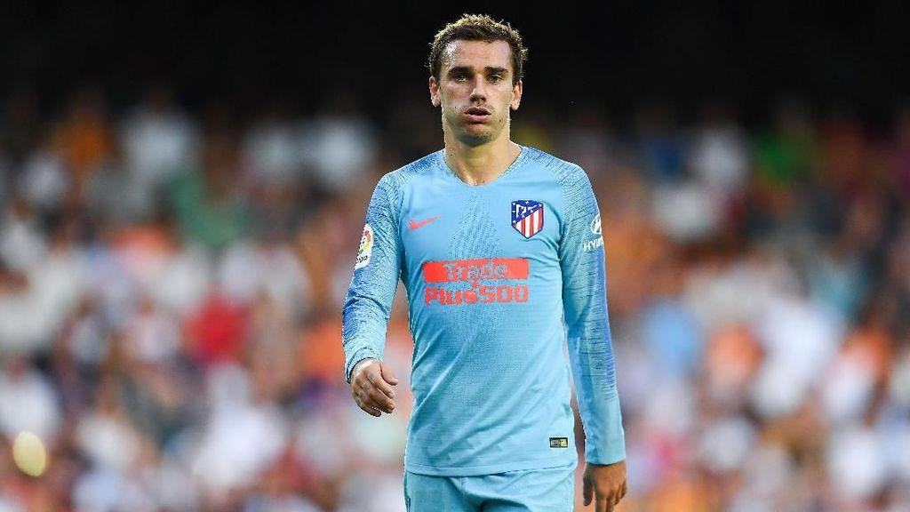 Tawaran Barcelona Sempat Bikin Griezmann Susah Tidur