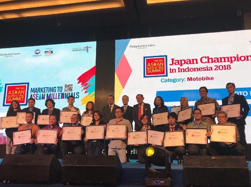 IRC Raih Double Winner di ASEAN Marketing Summit 2018