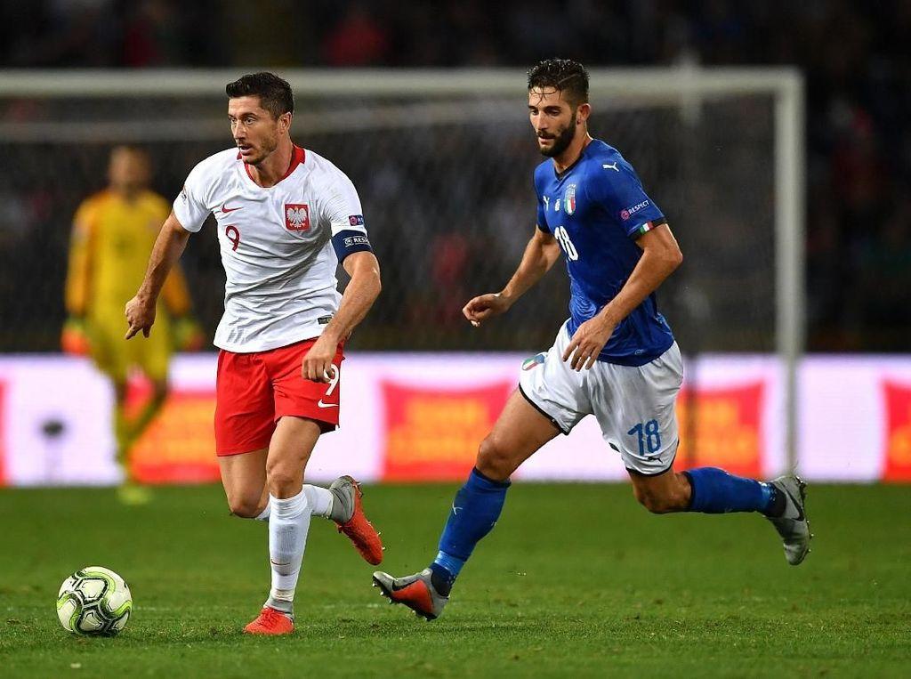 Link Live Streaming Italia Vs Polandia