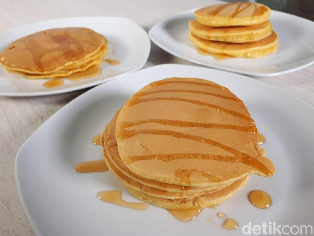 Dari 3 Tepung Pancake Kemasan Ini, Mana yang Kamu Suka?