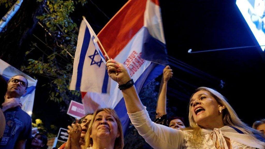 3 Bulan di Yerusalem, Kedubes Paraguay Kembali ke Tel Aviv, Kenapa?