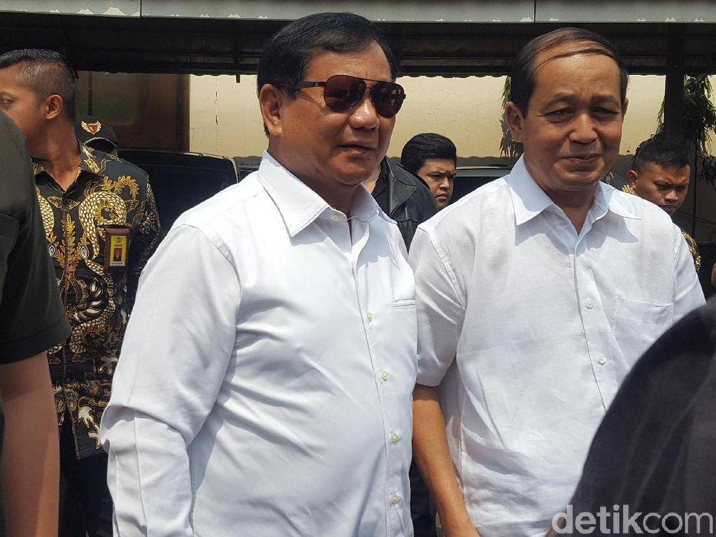 Prabowo dan Anies Hadiri Acara Ultah Djoko Santoso