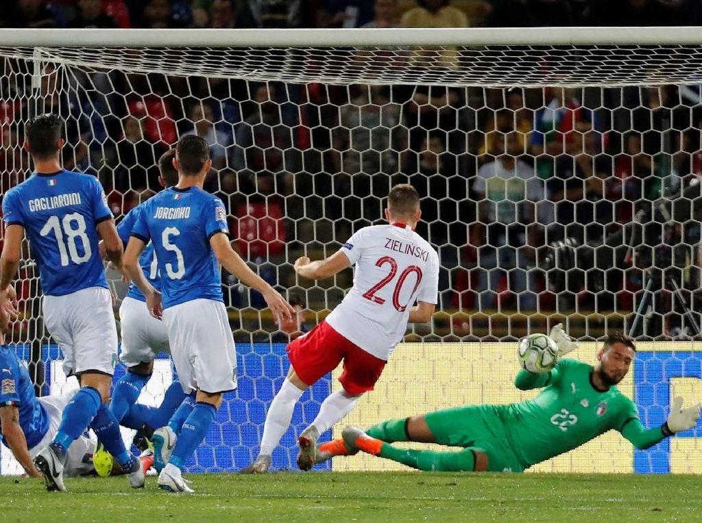 Mancini: Italia Bikin Terlalu Banyak Kesalahan