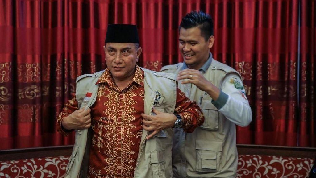 Di Depan APPSI, Gubernur Edy Bicara Sarjana Nganggur di Sumut