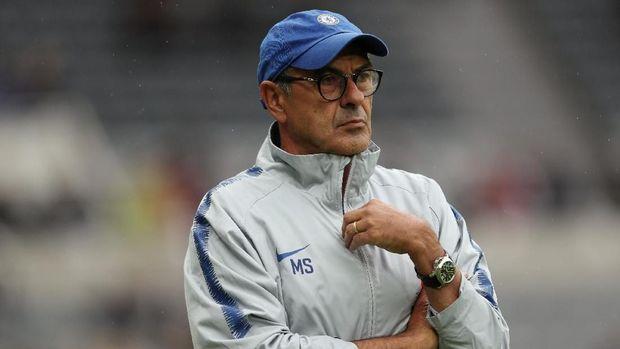 Maurizio Sarri ingin permainan Juventus sesuai keinginannya.