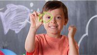 Si kecil bisa membentuk Play-Doh dengan mudah. (Foto: dok. Play-Doh)