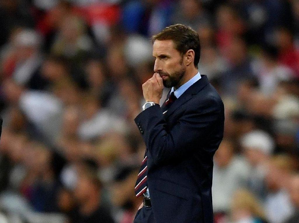 Perpanjang Kontrak, Southgate Tangani Inggris sampai Piala Dunia 2022