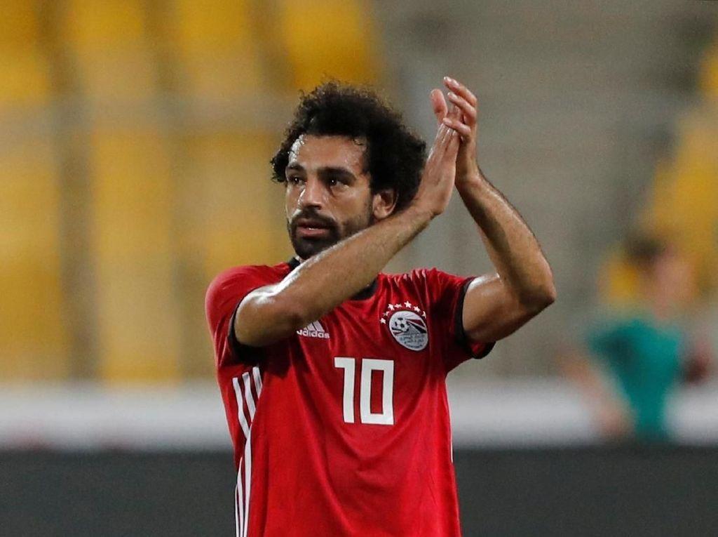 Mohamed Salah Habis Jatuh Tertimpa Tangga, Kena Corona Dikecam Pula