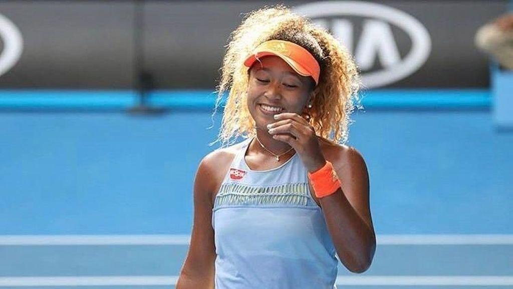Intip Olahraganya Naomi Osaka, Petenis Muda yang Kalahkan Serena Williams