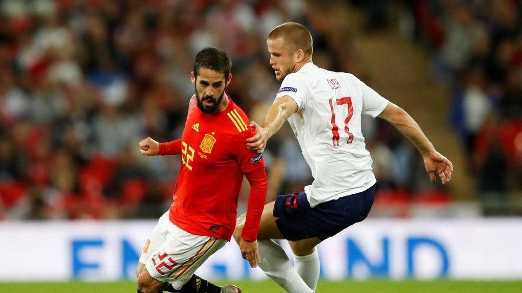 Spanyol Beri Southgate Kekalahan Pertama di Wembley
