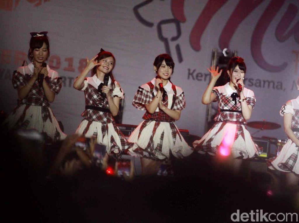 Wow Seru! JKT48 dan AKB48 akan Tukar Personel