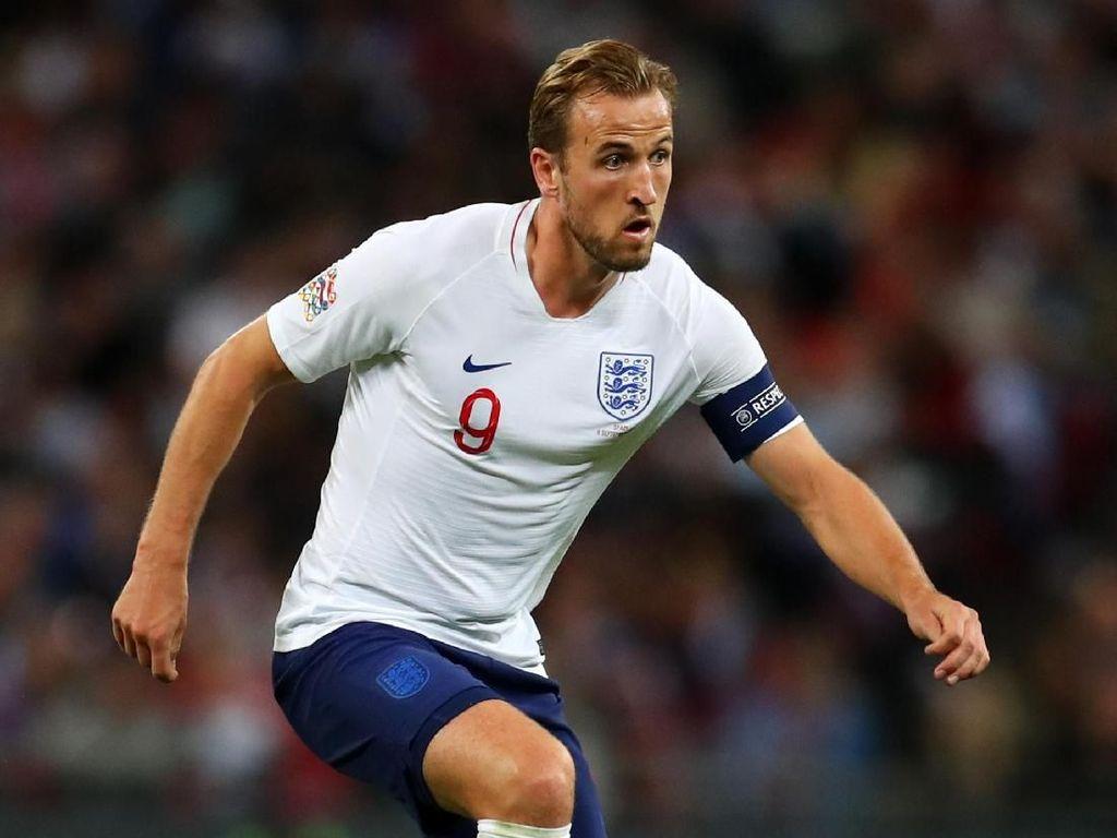 Kritik untuk Tottenham dan Inggris yang Terus Peras Keringat Harry Kane
