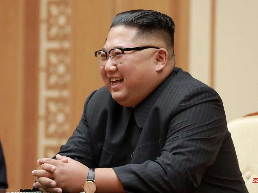 Korut Berhasil Uji Coba Senjata Baru, Kim Jong-Un Mengawasi