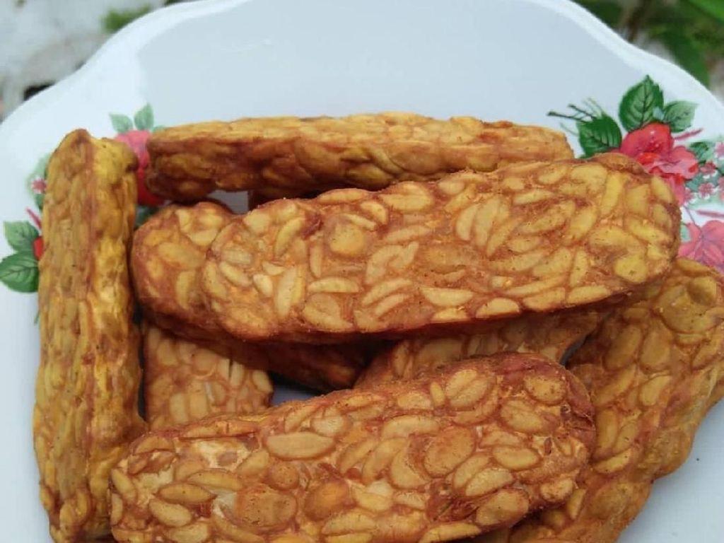 Artis Amerika hingga Korea Pamer Tempe, Makanan Ndeso Indonesia Kini Mendunia