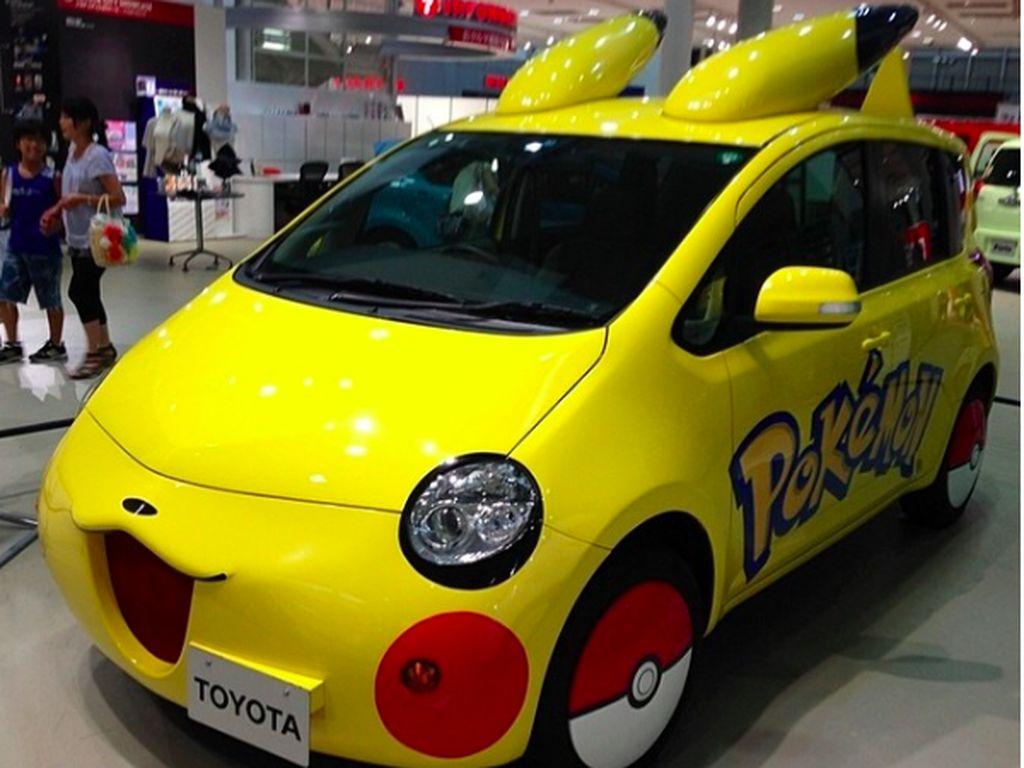 Mobil-mobil Unik di Instagram Erick Thohir
