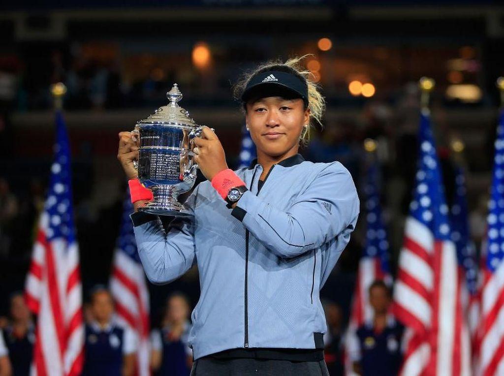 10 Fakta Menarik Naomi Osaka, Petenis Jepang yang Kalahkan Serena Williams