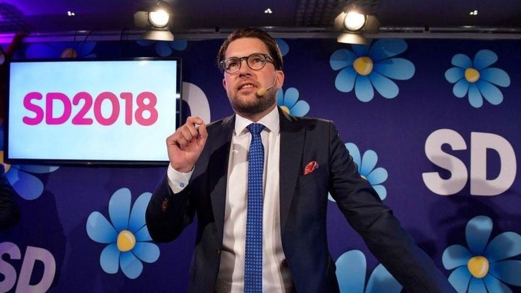Pembentukan Pemerintahan Baru Swedia Terancam Kebuntuan