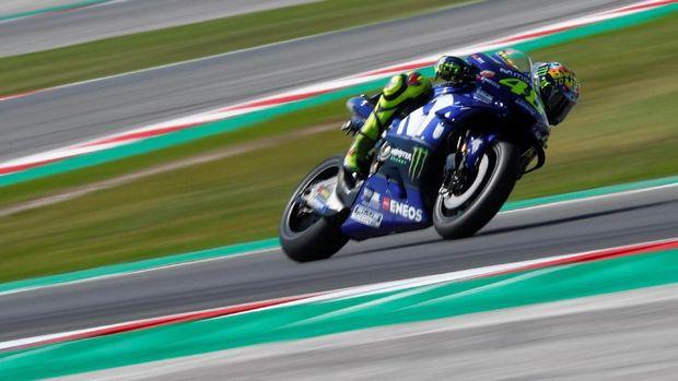 Valentino Rossi diidolakan oleh Marc Marquez.