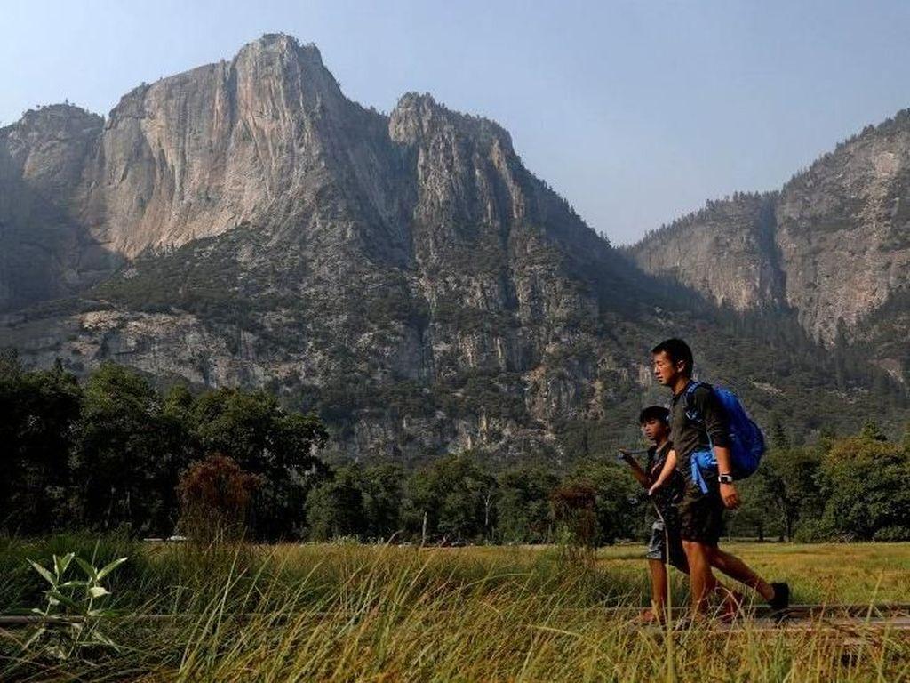Remaja Israel Tewas Akibat Terpeleset usai Selfie di Gunung