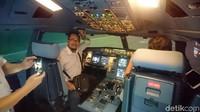 Mau Jadi Pilot? Bisa, Modal Rp 1,6 Juta di Garuda Simulator
